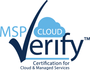 MSP Cloud Verify logo