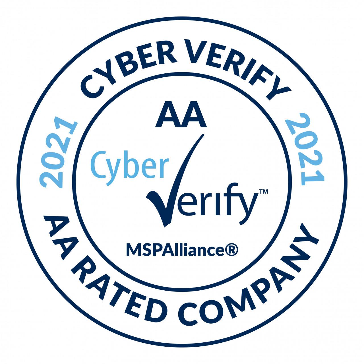 Dresner Group Receives Elite Cyber Verify AA Risk Assurance Rating