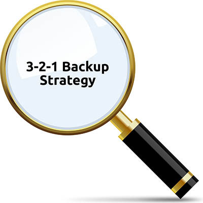 Taking a Close-Up Look at the 3-2-1 Backup Rule